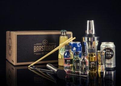 Voorbeeld cocktailpakket online cocktail workshop