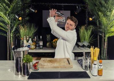 Bartender online cocktailworkshop