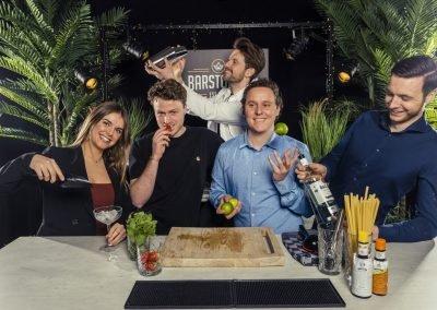 Bartenders Barstories online cocktail workshop