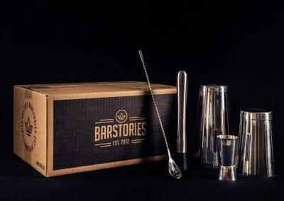 Barstories cocktailmaterialen